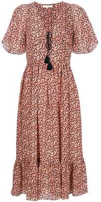 Vanessa Bruno floral day dress