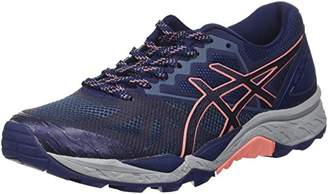 Asics Women''s Gel-Fujitrabuco 6 Trail Running Shoes, (Indigo Begonia Pink/Smoke Blue 4906)