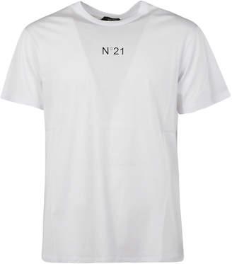 N°21 N.21 N.21 Logo T-shirt