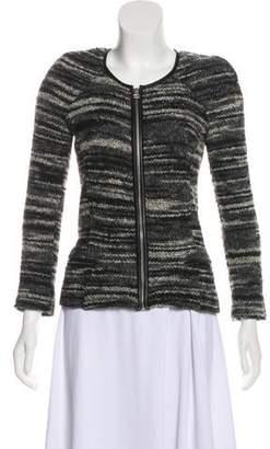 Etoile Isabel Marant Long Sleeve Zip-Up Jacket