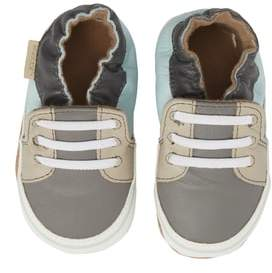 Robeez R) Trendy Chris Crib Sneaker