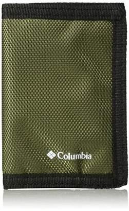 Columbia Men's RFID Blocking Nylon Trifold Wallet