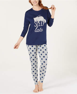 Jenni Tunic & Legging Pajama Set