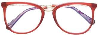 Chloé Eyewear round frame glasses