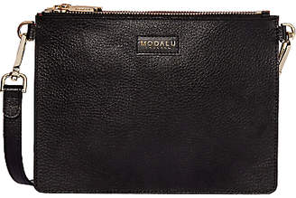 Modalu Jessica Leather Cross Body Bag, Multi