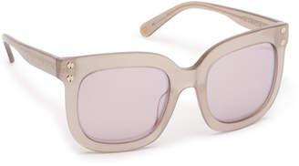 Henri Bendel Amanda Square Sunglasses