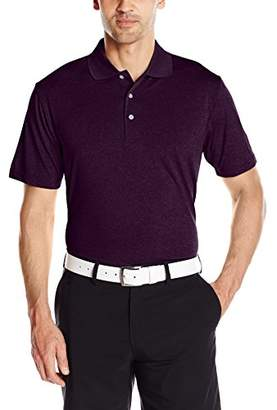 PGA TOUR Men's Essential Short Sleeve Polo
