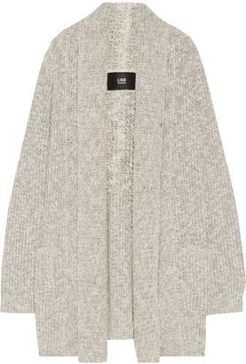 Line Vaughn cotton and linen-blend cardigan $330 thestylecure.com