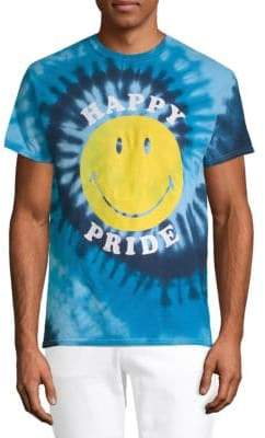 Smiley Happy Pride Cotton Tee