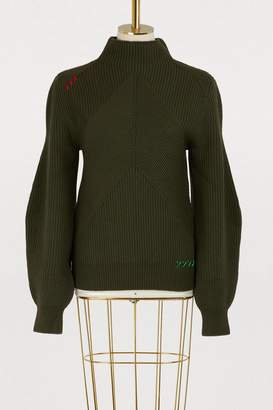 Carven Wool sweater
