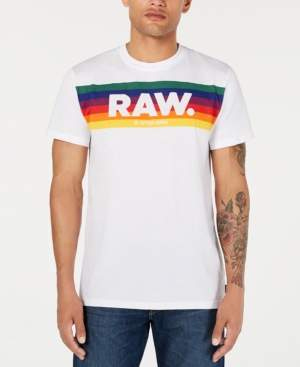 G Star Raw Men's Pride Logo T-Shirt