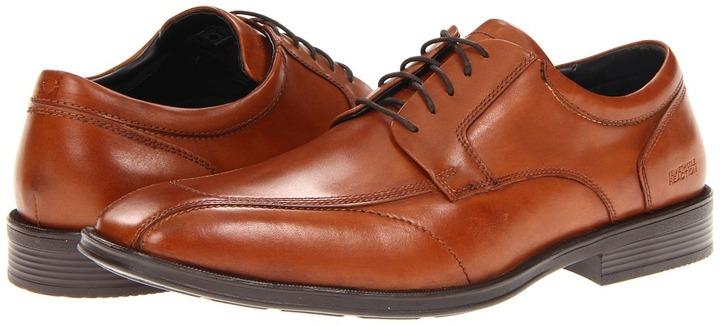 Kenneth Cole Reaction Bill-ard Hall Oxford (Black) - Footwear