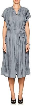Pas De Calais Women's Oversized Belted Dress