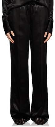 Jil Sander Women's Gianmarco Satin Pants - Black