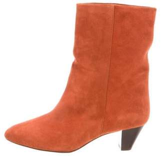 Etoile Isabel Marant Dyna Suede Ankle Boots w/ Tags