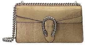 Gucci Women's Small Dionysus Lizard Shoulder Bag