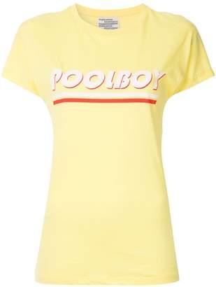 Baum und Pferdgarten Poolboy T-shirt