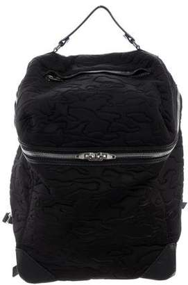 Alexander Wang Neoprene Embossed Wallie Backpack