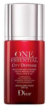 Christian Dior One Essential City Defense Toxin Shield Pollution& UV Advanced Protection SPF 50/1.0 oz.
