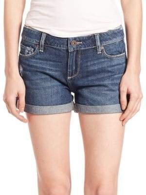 Paige Jimmy Jimmy Distressed Shorts