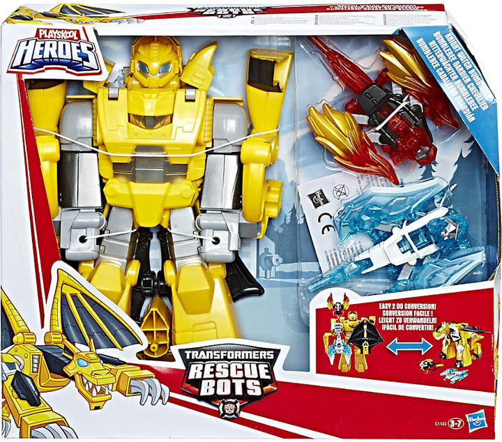 Transformers RBT Tango Bumblebee action figure