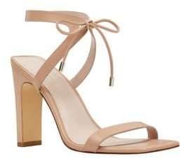 Nine West Longitano Leather Sandals