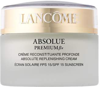 Lancôme ABSOLUE PREMIUM x Absolute Replenishing Cream SPF 15 Sunscreen