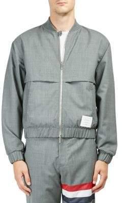 Thom Browne Cotton Bomber Jacket