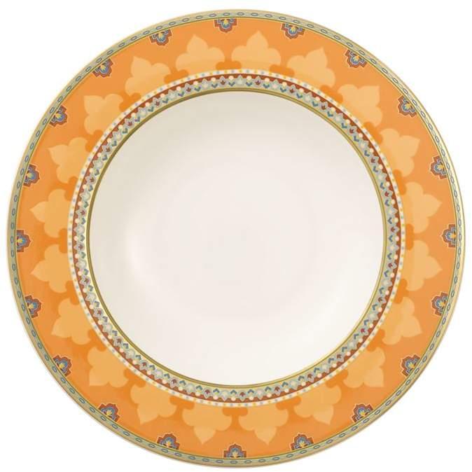 Samarkand Mandarin Deep Plate (24cm)