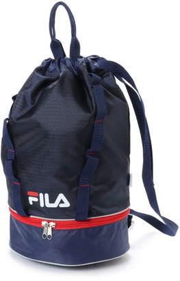 Fila (フィラ) - フィラ FILA ジュニア 水泳 プールバッグ FILA2重底プールバッグ 128535