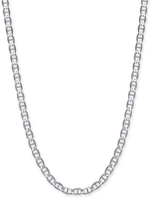 "Giani Bernini Mariner Link Chain 20"" Necklace in 18k Gold-Plated Sterling Silver Vermeil"