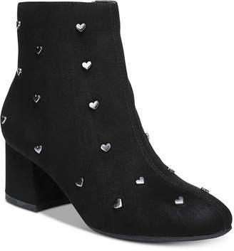 Bar III Jadine Ankle Booties, Created for Macy's