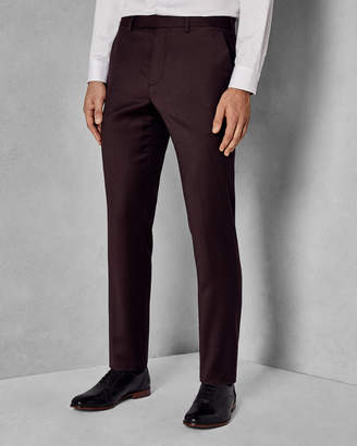 Ted Baker Berimat Sterling Flannel Suit Trouser