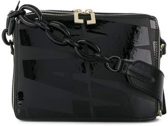 Lanvin Toffee cross body bag