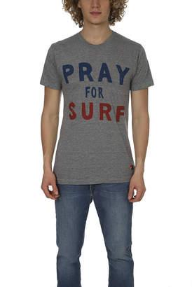 Aviator Nation Pray For Surf Crew Tee