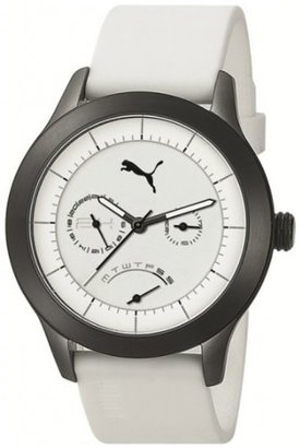 8abe0e1638 Puma (プーマ) - Puma Curve – Lホワイトメンズ腕時計# pu102681003