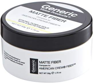 American Crew Generic Value Products Matte Fiber Compare to Fiber