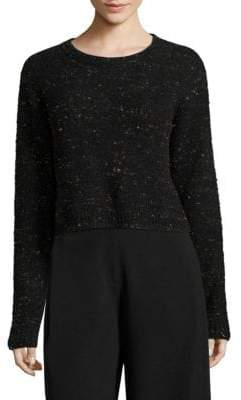 Public School Sana Speckled Sweater