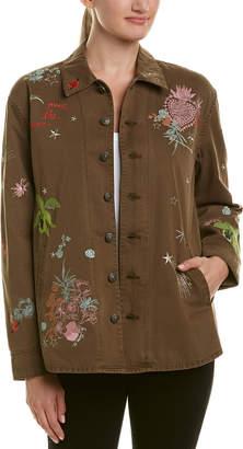 Cinq à Sept Whimsical Canyon Jacket
