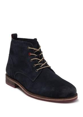 MODERN FICTION Innuendo Leather Lace-Up Boot