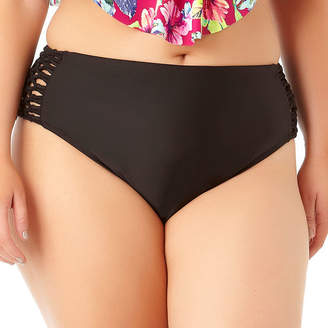 ALLURE BY IMG Allure By Img Brief Swimsuit Bottom-Juniors Plus