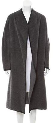 Dusan Alpaca & Wool Long Coat