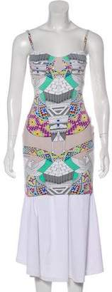 Mara Hoffman Printed Sleeveless Tunic