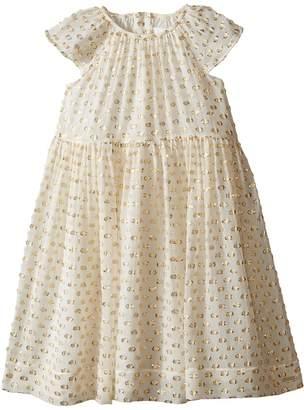 Burberry Trudy Short Sleeve Dress Girl's Dress