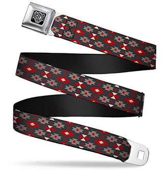 Buckle-Down Unisex-Adult's Seatbelt Belt Navajo Regular