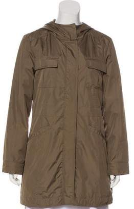 MICHAEL Michael Kors Long Sleeve Short Coat