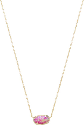 Kendra Scott Elisa Necklace $85 thestylecure.com