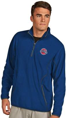 Antigua Men's Detroit Pistons Ice Pullover