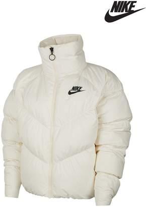Nike Womens Down Jacket - Nude
