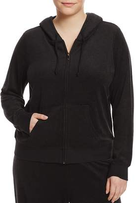 Juicy Couture Black Label Robertson Microterry Zip Hoodie - 100% Exclusive